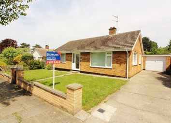 Thumbnail 2 bedroom detached bungalow for sale in Beverley Close, Lowestoft