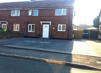Thumbnail 2 bed semi-detached house to rent in Redsull Avenue, Deal