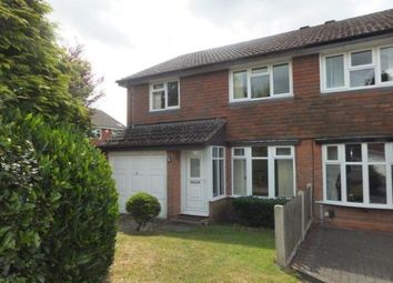 Thumbnail 3 bed property to rent in Retford Drive, Sutton Coldfield