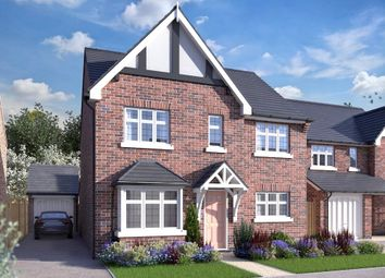 Thumbnail 4 bed detached house for sale in Porterwood, Shipley Park Gardens, Shipley, Derbyshire