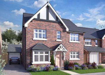 Thumbnail 4 bed detached house for sale in Porterwood, Shipley Park Gardens, Shipley, Derbyshire