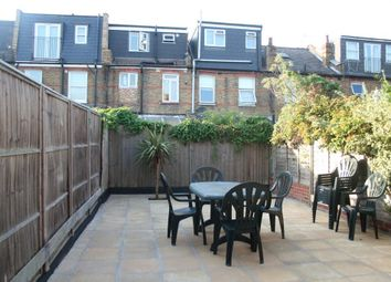 Thumbnail 4 bed terraced house to rent in Huntspill Street, London