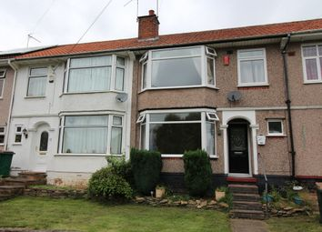 Thumbnail 3 bed terraced house for sale in Humberstone Road, Coventry