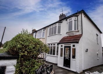 Thumbnail 3 bed semi-detached house for sale in Craigmore Road, Mossley Hill