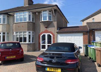 Thumbnail 3 bed semi-detached house for sale in Brampton Road, Bexleyheath