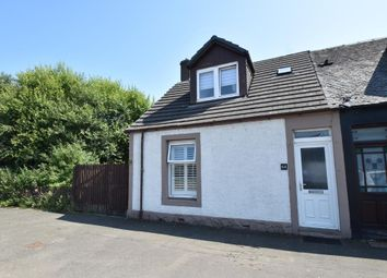 Thumbnail 2 bed end terrace house for sale in Cumbernauld Road, Moodiesburn