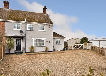 Thumbnail 4 bed semi-detached house for sale in Bradmere Lane, Docking, King's Lynn