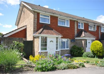 Thumbnail 3 bed end terrace house for sale in Horsham, West Sussex
