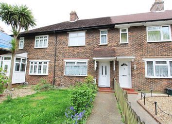 Thumbnail 3 bed terraced house for sale in Stanley Road, Carshalton, Surrey