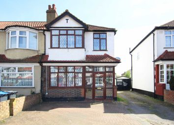 Thumbnail 3 bed property to rent in Cranborne Avenue, Tolworth, Surbiton