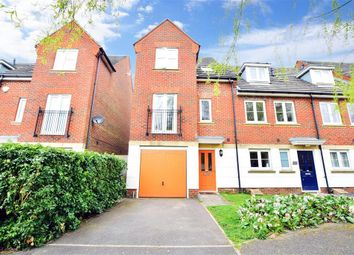 Thumbnail 3 bed town house for sale in Halton Road, Kenley, Surrey