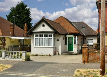 Thumbnail 2 bed detached bungalow for sale in Highfield Drive, Stoneleigh, Surrey