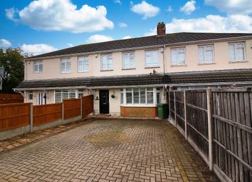 3 bed terraced house for sale in London Road, West Kingsdown, Sevenoaks TN15