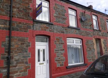 Thumbnail 3 bed property for sale in Primrose Terrace, Llwyncelyn, Porth, Rhondda Cynon Taff.