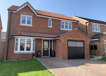 Thumbnail 4 bed detached house for sale in Heathland Court, Barnsley