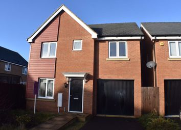 Thumbnail 4 bedroom detached house to rent in Lima Way, Cardea, Stanground, Peterborough