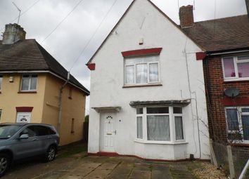 Thumbnail 2 bed terraced house to rent in Jubilee Crescent, Wellingborough