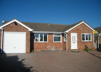 Thumbnail 3 bed bungalow for sale in Paget Drive, Chase Terrace, Burntwood