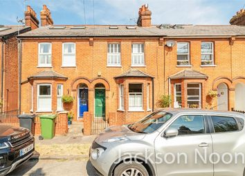 Thumbnail 3 bed terraced house for sale in Oakdale Road, Epsom