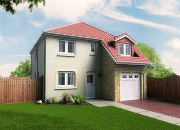Thumbnail 5 bedroom detached house for sale in The Japonica, Laurel Brae, Springfield, Fife