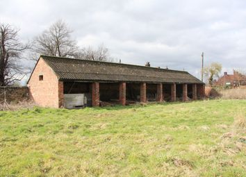 Thumbnail 2 bed barn conversion for sale in North Road, Torworth, Retford, Nottinghamshire