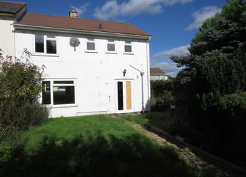 Thumbnail 3 bedroom end terrace house for sale in Dancey Mead, Bristol