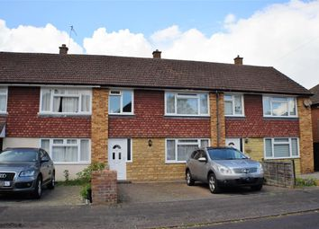 Thumbnail 3 bed terraced house for sale in Knighton Road, Redhill