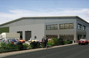 Thumbnail Light industrial for sale in St Leger Drive, Newmarket Business Park, Plots 9-11, Newmarket, Suffolk