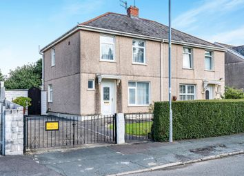 Thumbnail 3 bed semi-detached house for sale in Wellfield Avenue, Neath