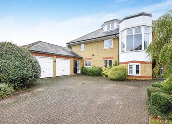 Thumbnail 5 bed detached house to rent in St. David's Drive, Englefield Green, Egham