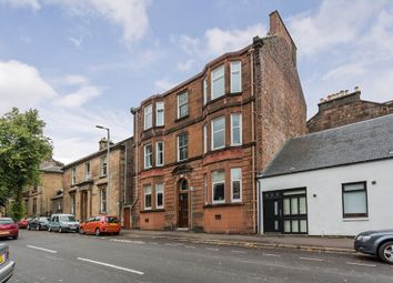 Thumbnail 3 bed flat for sale in Ardgowan Square, Greenock