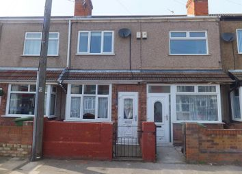 Thumbnail 2 bed terraced house for sale in St. Heliers Road, Cleethorpes