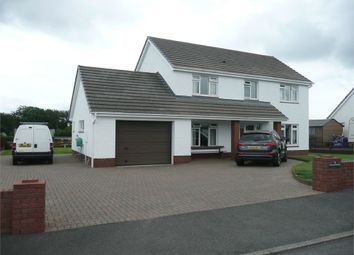 Thumbnail 4 bedroom detached house for sale in Rhosmeini, Clos Y Meini, Crymych, Pembrokeshire