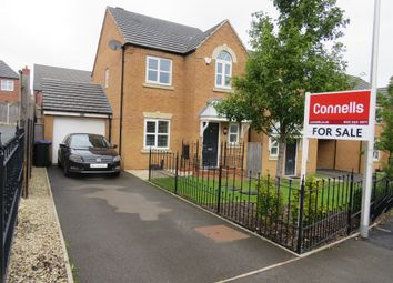 Thumbnail Detached house for sale in Ditta Drive, Oldbury