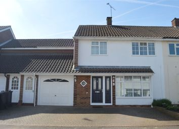 Thumbnail 4 bed semi-detached house for sale in Halling Hill, Harlow