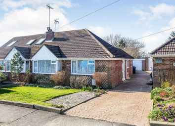Priory Road, Burgess Hill RH15. 2 bed semi-detached bungalow for sale