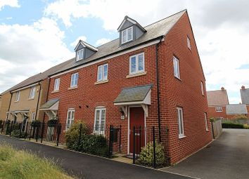 Thumbnail 3 bed semi-detached house for sale in Anderson Road, Biggleswade