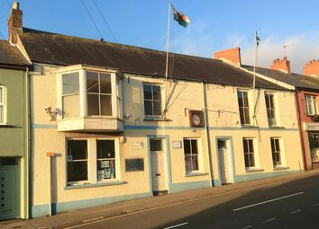 Thumbnail Commercial property for sale in High Street, Neyland, Milford Haven
