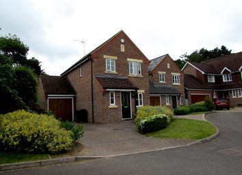 Thumbnail 3 bed detached house to rent in Templar Avenue, Farnham