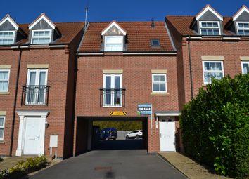 Thumbnail 2 bed flat to rent in Dale Crescent, Fernwood, Balderton