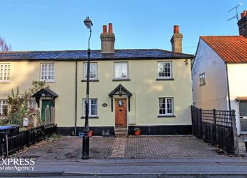 Thumbnail 3 bed semi-detached house for sale in High Street, Harlow, Essex