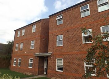 Thumbnail 2 bedroom flat for sale in Bodill Gardens, Hucknall, Nottingham, Nottinghamshire