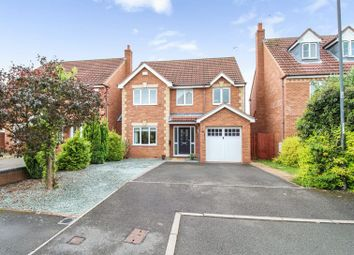 Thumbnail 4 bed property for sale in Ellis Park Drive, Binley, Coventry