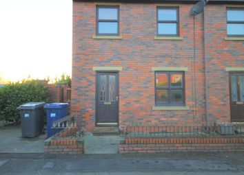 Thumbnail 3 bed end terrace house to rent in Sumpter Court, Leyland Road, Penwortham, Preston