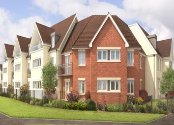 Thumbnail 2 bed flat for sale in Holmer Green Road, Hazlemere, High Wycombe