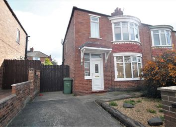 Thumbnail 3 bed semi-detached house to rent in Conifer Crescent, Billingham