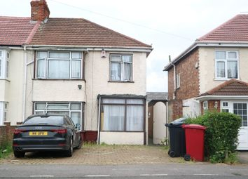 3 bed semi-detached house for sale in St. Pauls Avenue, Slough, Berkshire SL2