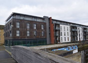 Thumbnail 2 bed flat for sale in Hebble Wharf, Navigation Walk, Wakefield