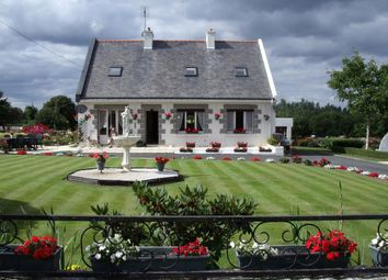 Thumbnail 4 bed detached house for sale in Plouguernével, Bretagne, 22110, France