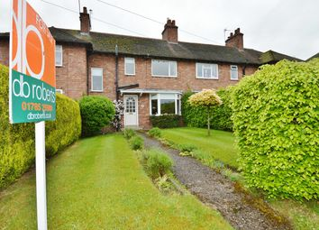 Thumbnail 3 bed terraced house for sale in Knighton, Stafford